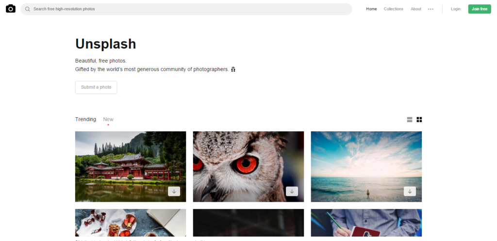 Unsplash Beautiful Free Photo Community