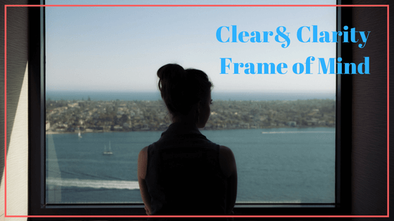 Clear Frame of Mind