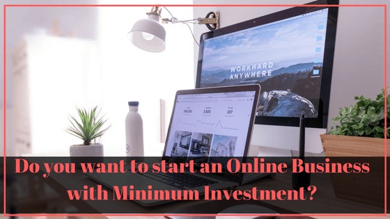 Online Businesses with no investment