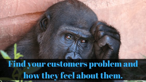 Find customer Problems