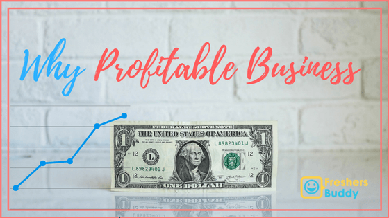 why profitable business