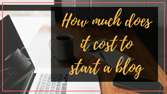 cost-to-start-blog-to-make-money-india
