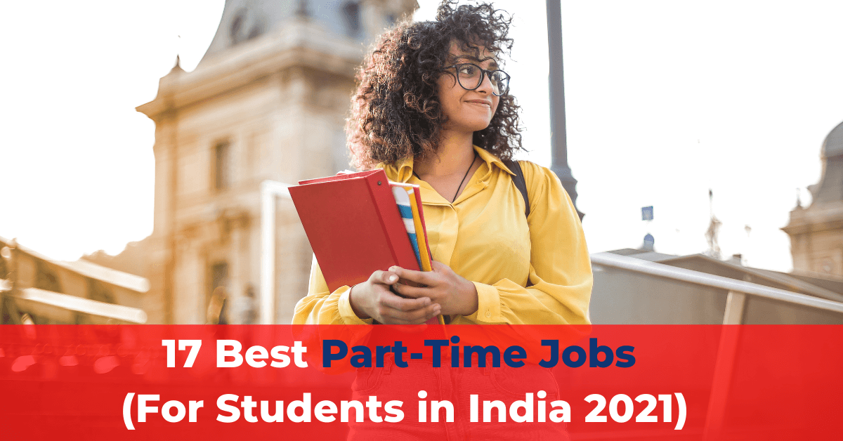 best-part-time-job-for-students-in-india