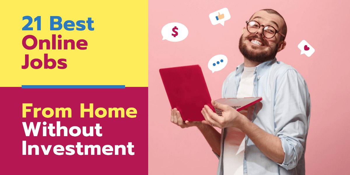 online-jobs-from-home-without-investment